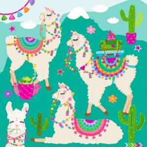 Llama party / Lhama